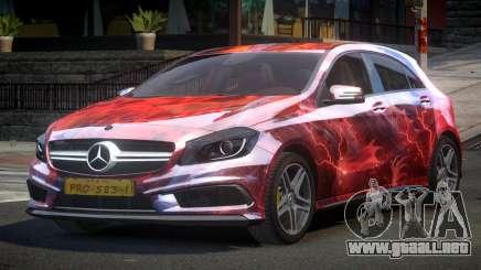 Mercedes-Benz A45 US S7 para GTA 4