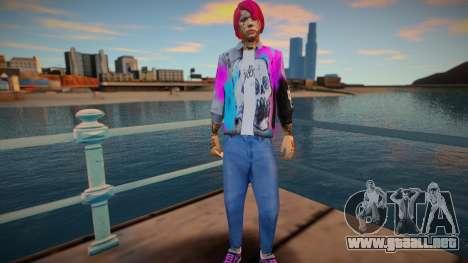 Lil Peep para GTA San Andreas