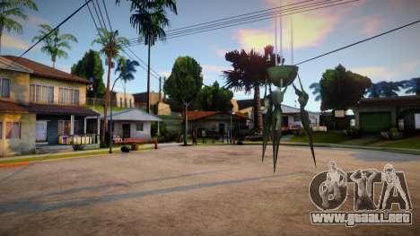 Grove Street Mapping para GTA San Andreas