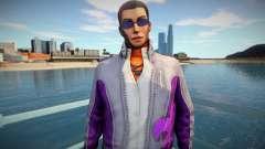 Johnny Gat - Saints Row IV para GTA San Andreas