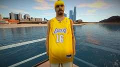 LSV1 - Lakers para GTA San Andreas