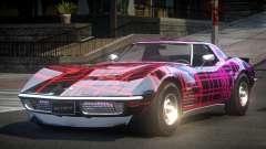 Chevrolet Corvette U-Style S4 para GTA 4