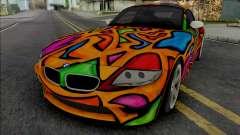 BMW Z4 M Coupe (BMW Design Challenge) para GTA San Andreas
