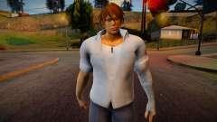 Shin Kamiya Tekken Blood Vengeance 3 para GTA San Andreas
