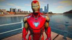 Iron Man Skin para GTA San Andreas