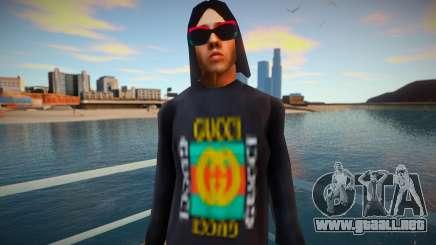 Fashionista omyst para GTA San Andreas