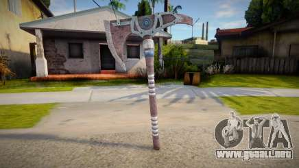 Axe - Dead Rising 4 para GTA San Andreas
