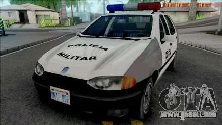 Fiat Palio 1998 PMMG para GTA San Andreas