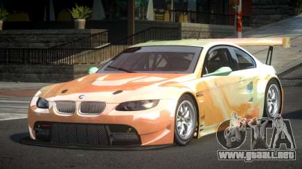 BMW M3 E92 GS Tuning S6 para GTA 4