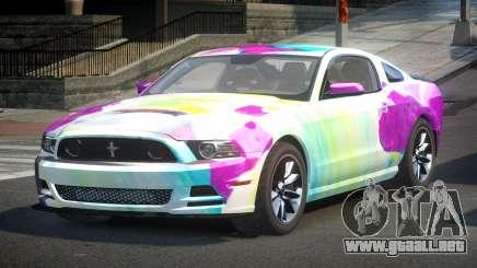 Ford Mustang GST-U S5 para GTA 4
