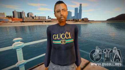 Moda piel - sbfyst para GTA San Andreas