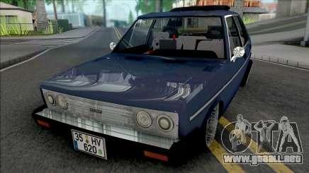 Tofas Murat 131 Tuning para GTA San Andreas