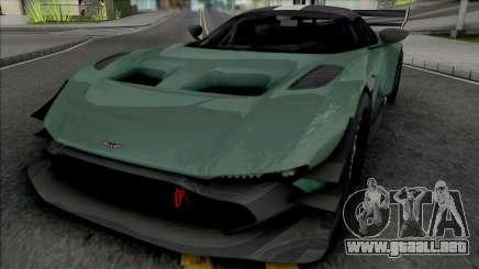 Aston Martin Vulcan AMR Pro para GTA San Andreas