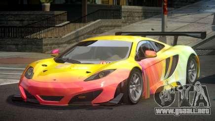 McLaren MP4 GS-R S5 para GTA 4