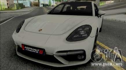 Porsche Panamera Sport Turismo 2018 para GTA San Andreas