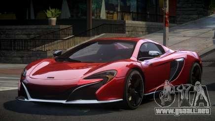 McLaren 650S BS para GTA 4