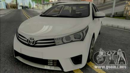 Toyota Corolla [HQ] para GTA San Andreas