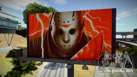 Horror billboards para GTA San Andreas