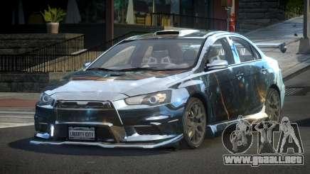 Mitsubishi Evo X SP S1 para GTA 4