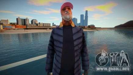 Wmotr1 - Fashionista sin hogar para GTA San Andreas