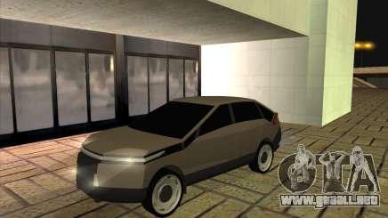 ZrK2141 para GTA San Andreas
