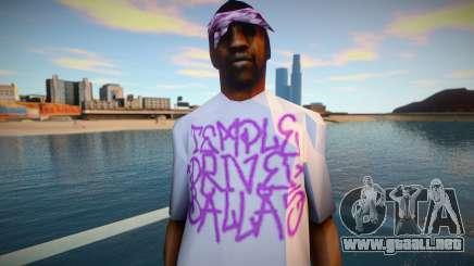 Ballas1 - Temple Drive Ballas para GTA San Andreas
