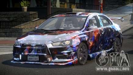 Mitsubishi Evo X SP S5 para GTA 4