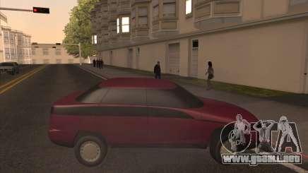Moskvich Yauza para GTA San Andreas