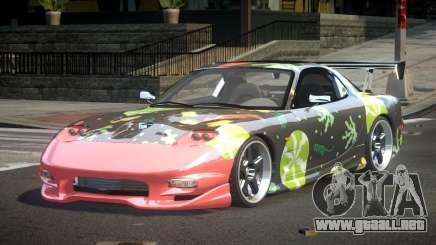 Mazda RX7 SP-I S5 para GTA 4