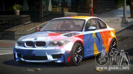 BMW 1M E82 US S2 para GTA 4