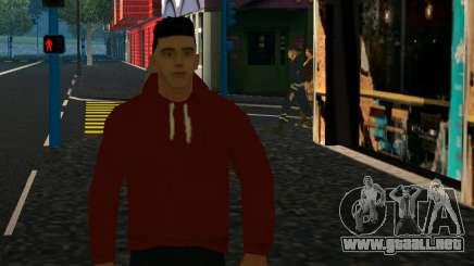 Gran piel - El chico de Andrey para GTA San Andreas