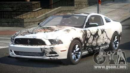 Ford Mustang GST-U S3 para GTA 4