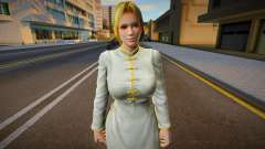 Dead Or Alive 5 - Helena Douglas (Costume 5) 6 para GTA San Andreas