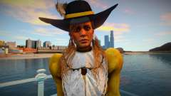 Sadie Adler Dress (from RDR2) para GTA San Andreas