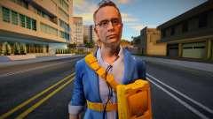 Heartman from Death Stranding para GTA San Andreas