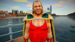 Dead Or Alive 5 - Mr. Strong (Costume 3) 3 para GTA San Andreas