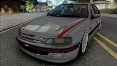 Peugeot Pars (Brazzers) para GTA San Andreas
