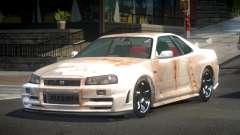 Nissan Skyline R34 G-Tuning S7 para GTA 4