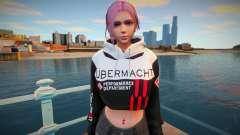 DOAXVV Elise Fashion Casual V1 DLC Los Santos Tu para GTA San Andreas