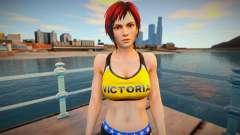 Dead Or Alive 5 - Mila (Costume 4) 5 para GTA San Andreas
