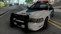 Ford Crown Victoria 2008 Palm City Police