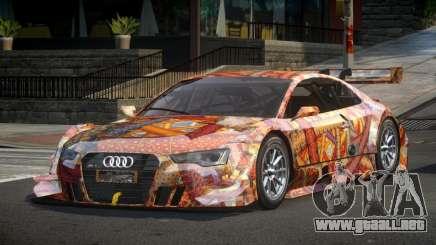 Audi RS5 GT S7 para GTA 4