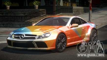 Mercedes-Benz SL65 U-Style PJ8 para GTA 4