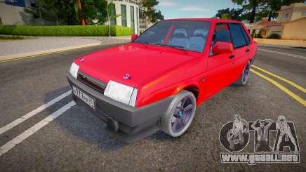 VAZ 21099 (Equipo CR) para GTA San Andreas
