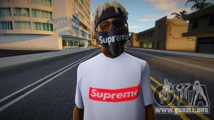 Fam2 by yzkiz dead empire para GTA San Andreas