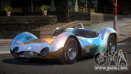 Maserati Tipo 60 US PJ10 para GTA 4