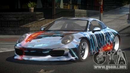 Porsche Carrera GT-U S8 para GTA 4