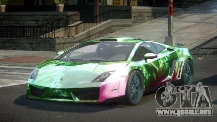 Lamborghini Gallardo GS Qz S9 para GTA 4
