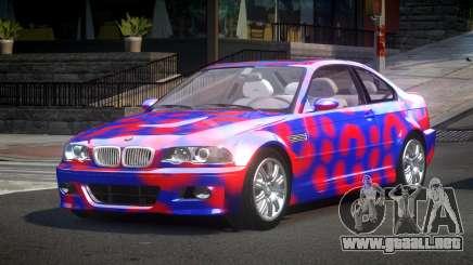 BMW M3 U-Style S2 para GTA 4