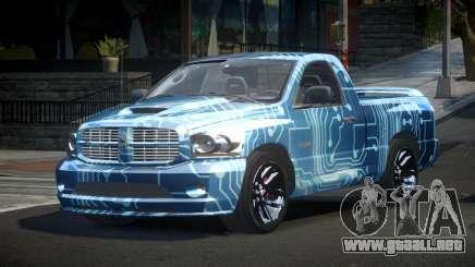 Dodge Ram BS-U S4 para GTA 4